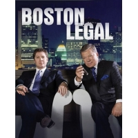 Юристы Бостона (Boston Legal) - все 5 сезонов